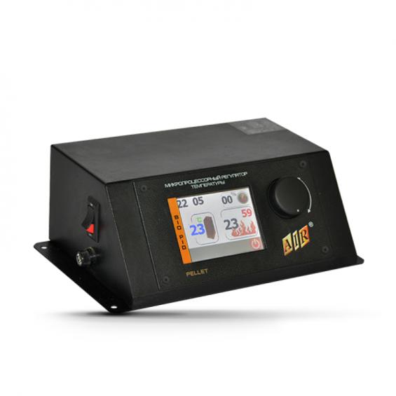 Автоматика для твердотопливных котлов AIR BIO OVEN опт и розница в Мукачево, Тернополе, Ужгороде