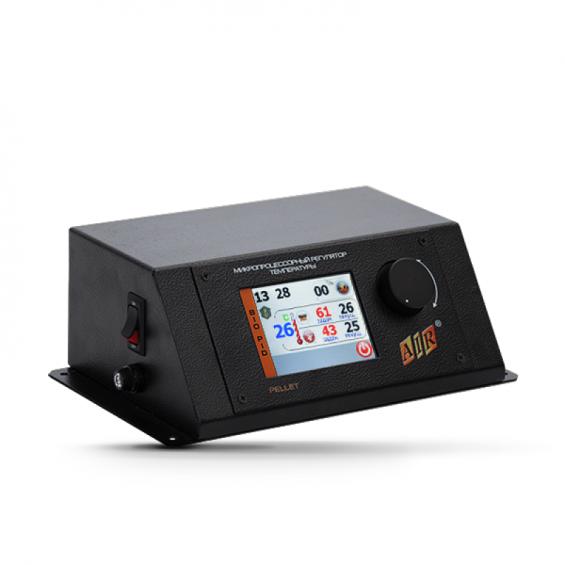 Автоматика для твердотопливных котлов AIR BIO PID опт и розница в Мукачево, Тернополе, Ужгороде